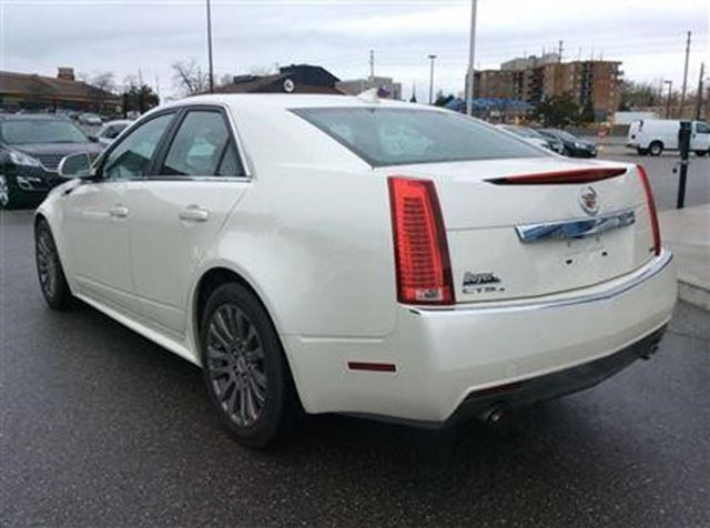 2013 cadillac cts performance pickering ontario used car for sale 2703415. Black Bedroom Furniture Sets. Home Design Ideas