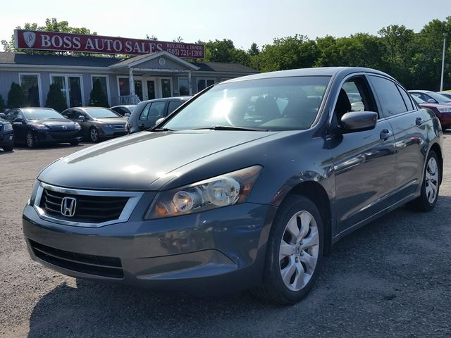 2008 honda accord ex l oshawa ontario car for sale 2703026. Black Bedroom Furniture Sets. Home Design Ideas
