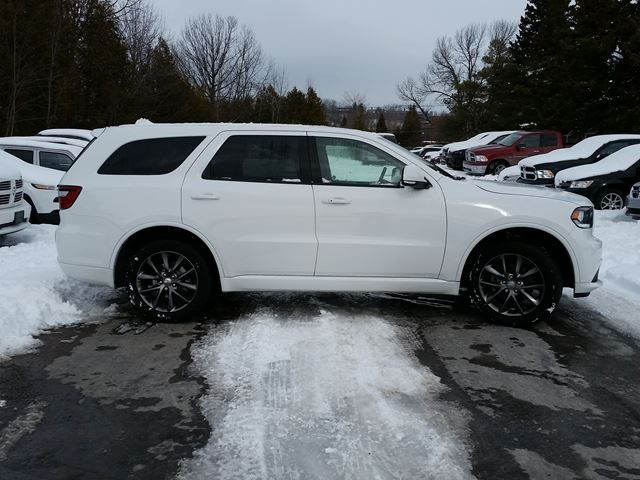 2017 dodge durango gt port hope ontario used car for sale 2703477. Black Bedroom Furniture Sets. Home Design Ideas