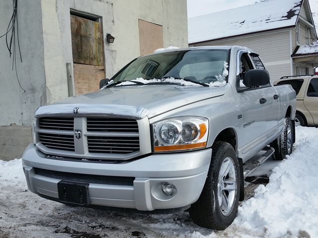 2006 dodge ram 1500 oshawa ontario used car for sale 2703060. Cars Review. Best American Auto & Cars Review