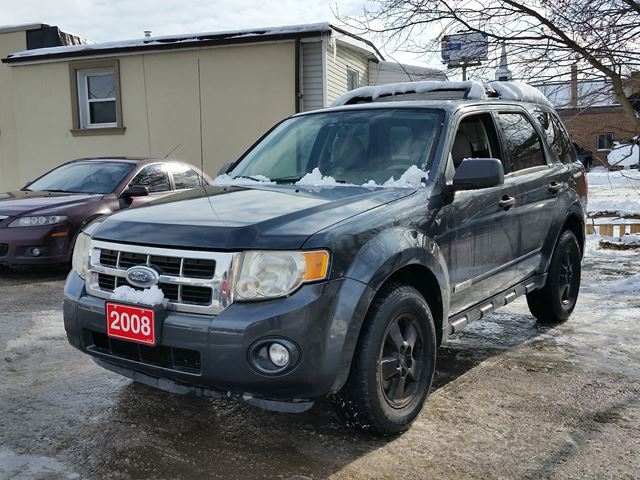 2008 Ford Escape Xlt Cert Etested Oshawa Ontario Used Car For Sale 2703444