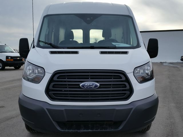 2016 ford transit 250 148 inch wheelbase med roof london ontario used car for sale 2704003. Black Bedroom Furniture Sets. Home Design Ideas