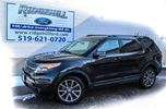 2015 Ford Explorer XLT  4X4  NAVIGATION  LEATHER in Cambridge, Ontario
