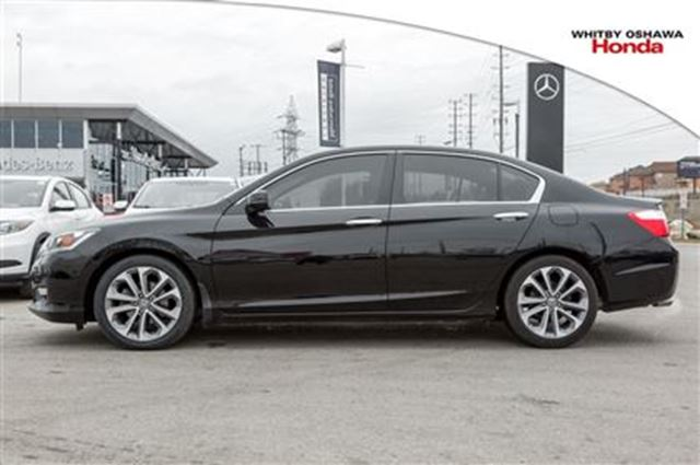 2014 honda accord sport whitby ontario car for sale 2703649. Black Bedroom Furniture Sets. Home Design Ideas