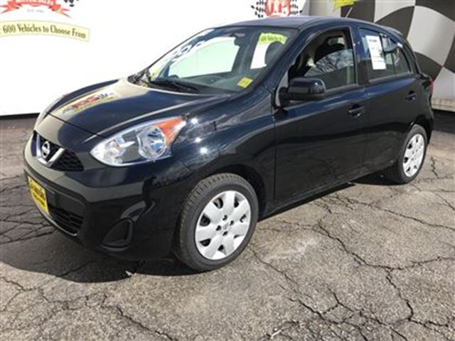 2015 nissan micra s automatic burlington ontario used. Black Bedroom Furniture Sets. Home Design Ideas