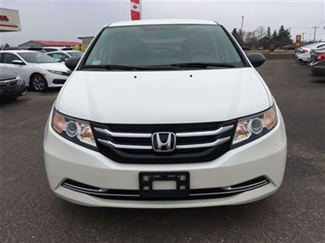 2014 honda odyssey se stratford ontario used car for sale 2703978. Black Bedroom Furniture Sets. Home Design Ideas