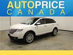 2011 Lincoln MKX LIMITED NAVI PANOROOF REAR CAM in Mississauga, Ontario