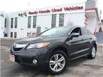 2014 Acura RDX Base - Sunroof - Leather - R.Cam in Mississauga, Ontario