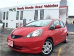 2013 Honda Fit LX - Auto   Air   Low Kms in Mississauga, Ontario