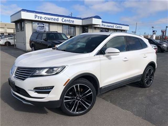 2017 lincoln mkc reserve awd burlington ontario car for sale 2704090. Black Bedroom Furniture Sets. Home Design Ideas