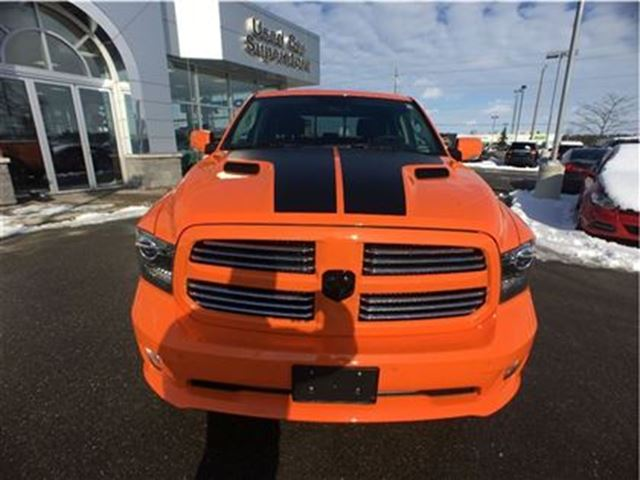 2017 dodge ram 1500 sport georgetown ontario used car for sale 2704120. Black Bedroom Furniture Sets. Home Design Ideas