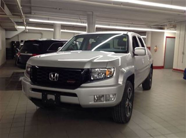2013 honda ridgeline sport ottawa ontario used car for. Black Bedroom Furniture Sets. Home Design Ideas