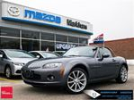 2007 Mazda MX-5 Miata  GT CLEAN CAR PROOF LOCAL TRADE in Markham, Ontario