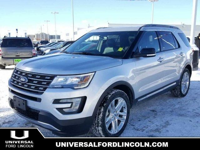 2016 ford explorer xlt calgary alberta used car for. Black Bedroom Furniture Sets. Home Design Ideas