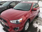 2015 Mitsubishi RVR SE 4x4, Heated Seats, Very Low Mileage!! in Thunder Bay, Ontario