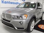 2014 BMW X3 xDrive35i, LEATHER , ROOF , NAV!! in Edmonton, Alberta