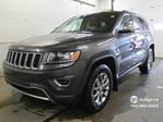 2014 Jeep Grand Cherokee Limited 4x4 - GPS Navigation - Heated Seats - Rear Back Up Camera in Edmonton, Alberta