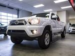 2014 Toyota Tacoma TRD Sport, Tri Fold Tonneau, Remote Starter, Navigation, Leather, Heated Seats, Touch Screen, Back Up Camera, Alloy Rims, Bluetooth, V6, 4x4, Double-Cab in Edmonton, Alberta