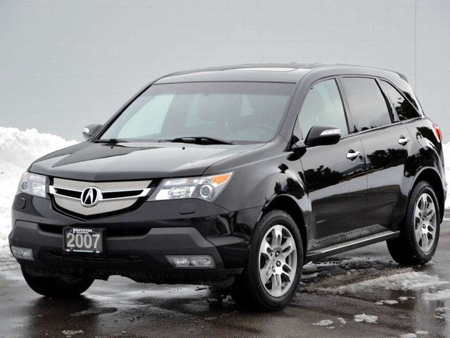2007 acura mdx sh awd kelowna british columbia used car for sale 2703730. Black Bedroom Furniture Sets. Home Design Ideas