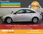 2012 Chevrolet Cruze LS 1.8L 4 CYL AUTOMATIC FWD 4D SEDAN in Middleton, Nova Scotia