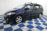 2009 Mazda MAZDA5 GT/CLEAN HISTORY/HEATED SEATS/LEATHER INTERIOR in Winnipeg, Manitoba