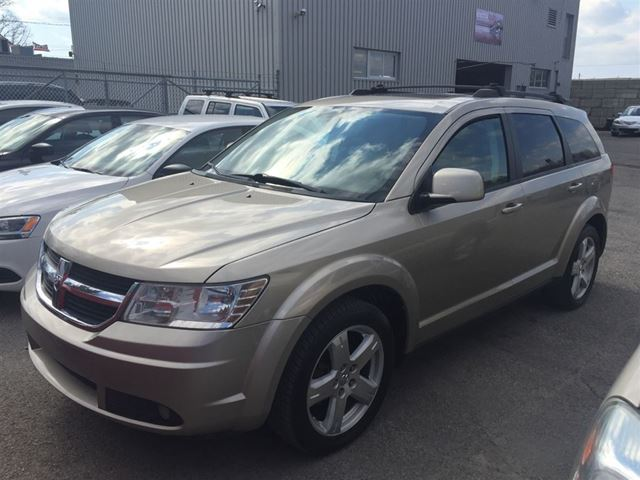 used 2009 dodge journey v 6 cy sxt st eustache. Black Bedroom Furniture Sets. Home Design Ideas