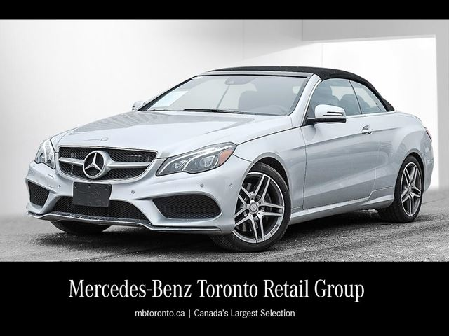 2016 mercedes benz e400 cabriolet maple ontario car for