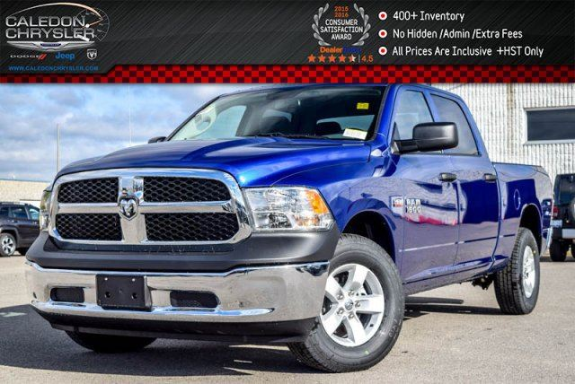 2017 Ram 1500 New Truck SXT 4x4 5.7L Pwr Windows Pwr Locks Keyless ...