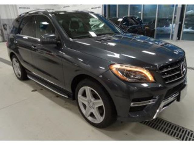 2015 Mercedes Benz M Class Ml 350 Bluetec 4matic Diesel