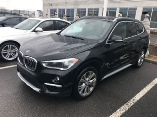 2017 bmw x1 28i xline mississauga ontario used car for sale 2704203. Black Bedroom Furniture Sets. Home Design Ideas