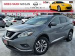 2015 Nissan Murano SV AWD w/NAV,pan roof,climate control,heated seats,rear cam in Cambridge, Ontario