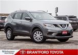 2016 Nissan Rogue S, AWD, Carproof Clean, Balance of Factory Warrant in Brantford, Ontario