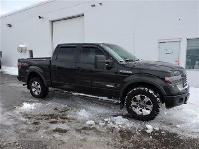 2014 ford f 150 fx4 ottawa ontario used car for sale 2705377. Black Bedroom Furniture Sets. Home Design Ideas