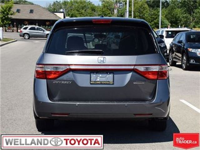2013 honda odyssey touring welland ontario used car for