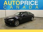 2013 BMW 5 Series X-Drive TECH PKG\NAVIAGTION in Mississauga, Ontario