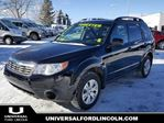 2010 Subaru Forester 2.5X SPORT w/Symmetrical All-Wheel Drive, Automatic, Heated Seats, CLE in Calgary, Alberta