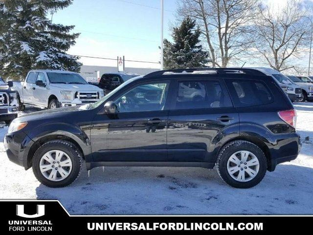 2010 subaru forester 2 5x sport w symmetrical all wheel drive automatic heated seats cle. Black Bedroom Furniture Sets. Home Design Ideas