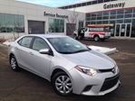 2016 Toyota Corolla LE, Back up Cam, Heated Seats, Bluetooth in Edmonton, Alberta