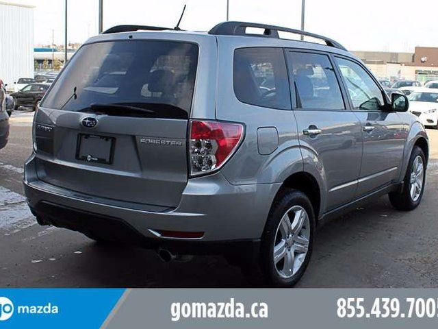 2010 subaru forester 2 5xt limited nav sunroof edmonton. Black Bedroom Furniture Sets. Home Design Ideas