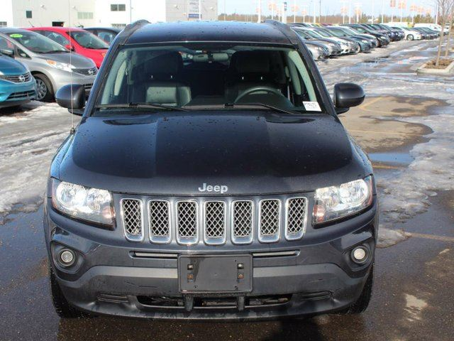 2014 jeep compass heated leather seats 4x4 accident free edmonton alberta used car for. Black Bedroom Furniture Sets. Home Design Ideas