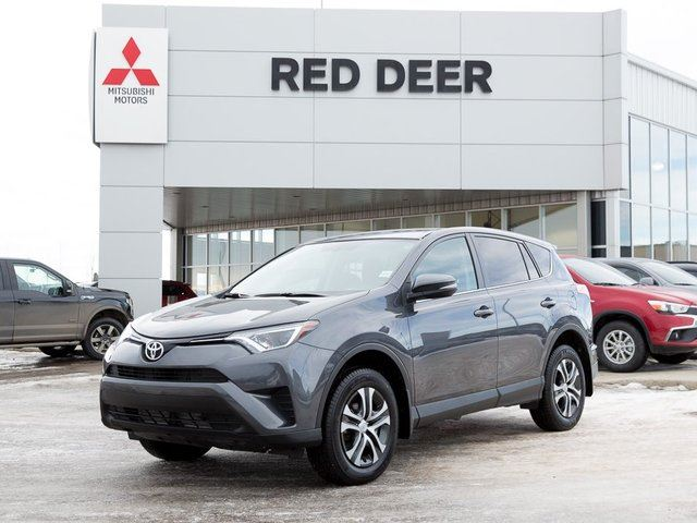 2016 toyota rav4 le red deer county alberta used car for sale 2704568. Black Bedroom Furniture Sets. Home Design Ideas