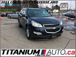 2011 Chevrolet Traverse AWD+2x DVD's+8 Passengers+Remote Stater+New Tires in London, Ontario