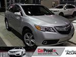 2013 Acura RDX Finance from 0.9% Extended Acura Warranty in Red Deer, Alberta