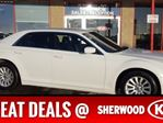 2013 Chrysler 300 TOURING LEATHER Accident Free, Leather, Heated Seats, A/C, - Edmonton in Sherwood Park, Alberta