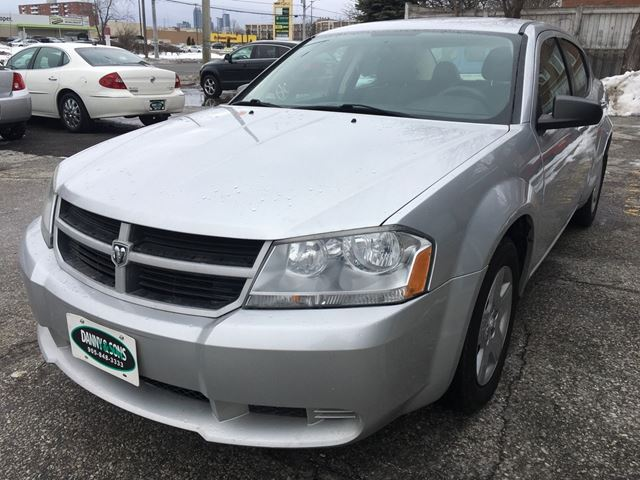 2008 dodge avenger se mississauga ontario used car for sale. Cars Review. Best American Auto & Cars Review
