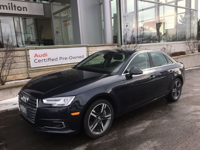 2017 Audi A4 Technik - Hamilton, Ontario Car For Sale - 2705170