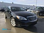 2013 Chrysler 200 LX A/T Local TCS ABS Power Lock Power Window  in Port Moody, British Columbia