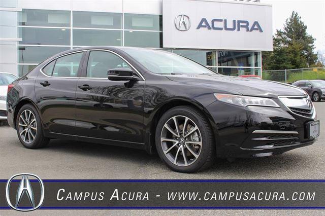 2016 acura tlx shawd base victoria british columbia used car for sale 2704638. Black Bedroom Furniture Sets. Home Design Ideas