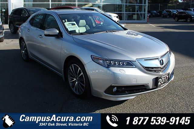 2017 acura tlx elite victoria british columbia used car. Black Bedroom Furniture Sets. Home Design Ideas