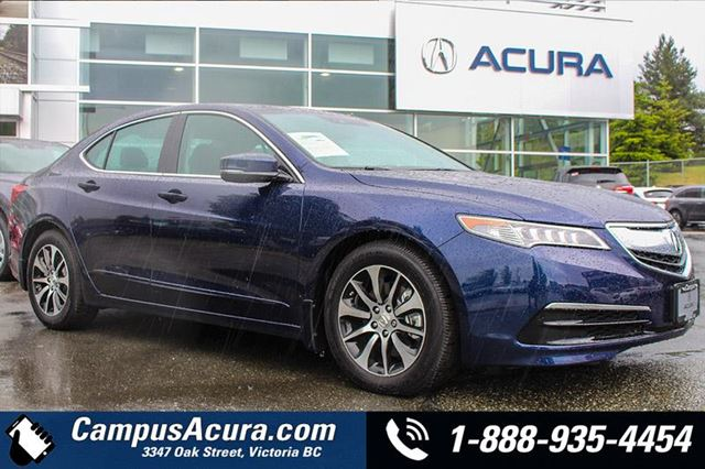 2016 acura tlx paws tech victoria british columbia used car for sale 2704624. Black Bedroom Furniture Sets. Home Design Ideas